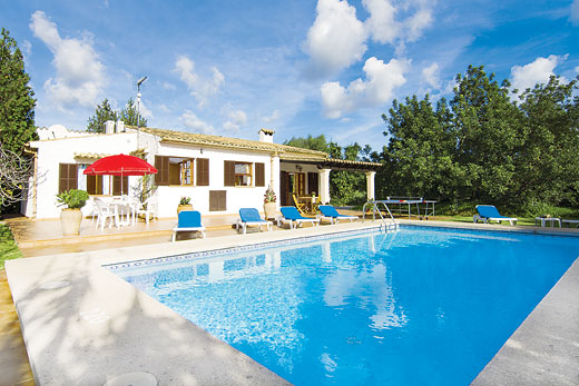 £597.00 for Mallorca self catering holiday