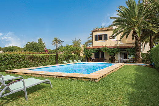 £502.00 for Mallorca self catering holiday