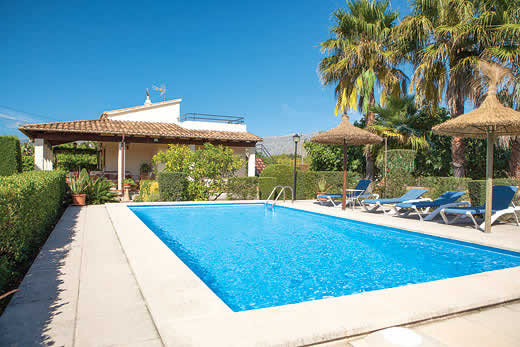 £422.00 for Mallorca self catering holiday
