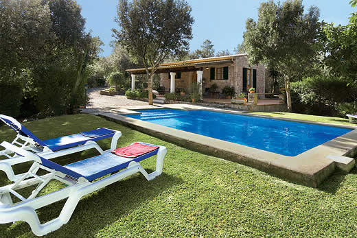 £924.00 for Mallorca self catering holiday