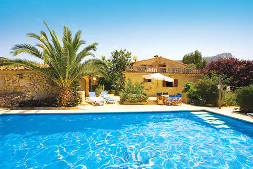 £539.00 for Mallorca self catering holiday