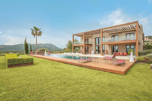 £8277.00 for Mallorca self catering holiday