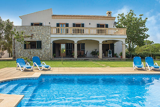 £544.00 for Mallorca self catering holiday