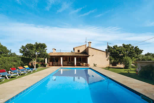 £804.00 for Mallorca self catering holiday
