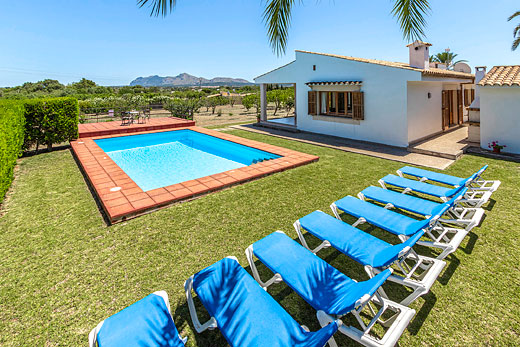£889.00 for Mallorca self catering holiday