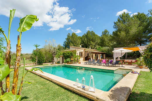 £449.00 for Mallorca self catering holiday