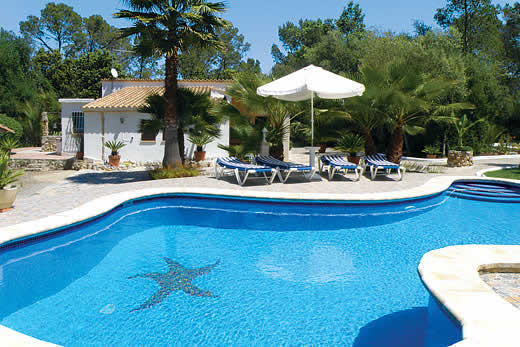 £366.00 for Mallorca self catering holiday