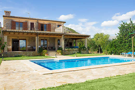£639.00 for Mallorca self catering holiday