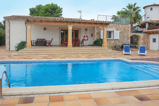 £565.00 for Mallorca self catering holiday