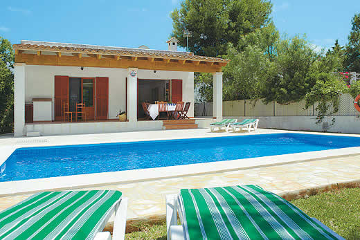 £763.00 for Mallorca self catering holiday