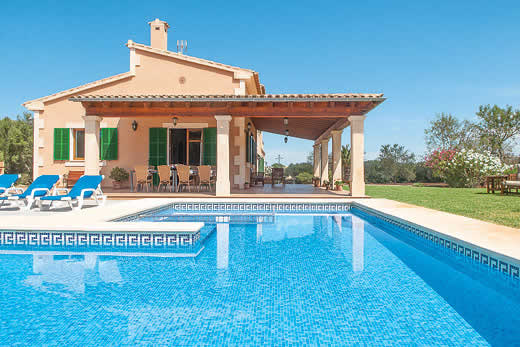 £534.00 for Mallorca self catering holiday