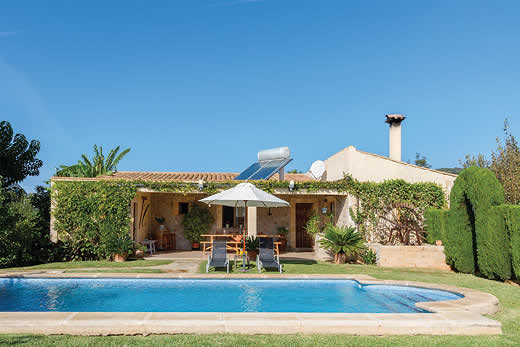 £603.00 for Mallorca self catering holiday