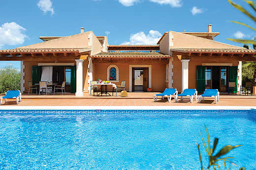 £670.00 for Mallorca self catering holiday