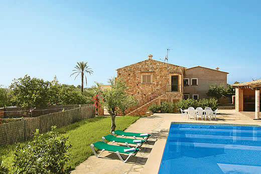 £903.00 for Mallorca self catering holiday