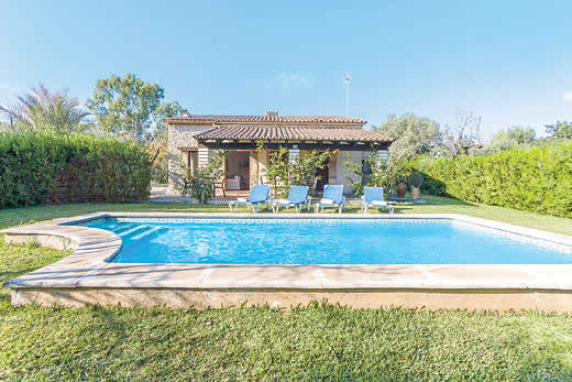 £355.00 for Mallorca self catering holiday
