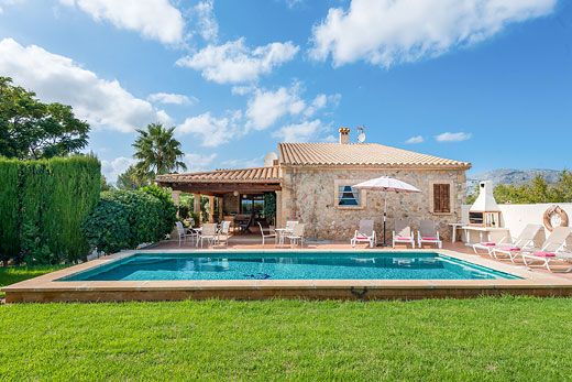 £507.00 for Mallorca self catering holiday