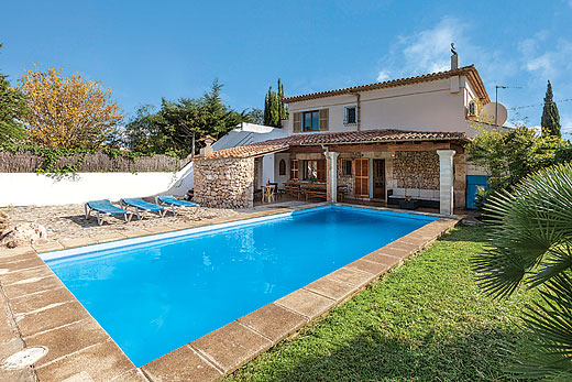 £1841.00 for Mallorca self catering holiday