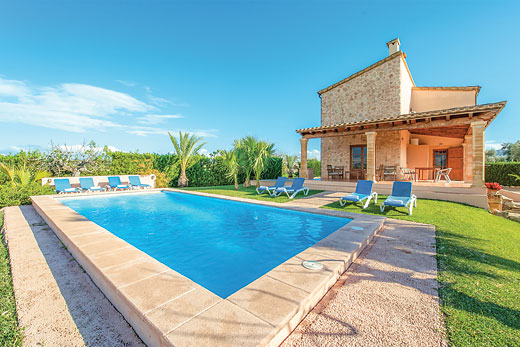 £429.00 for Mallorca self catering holiday