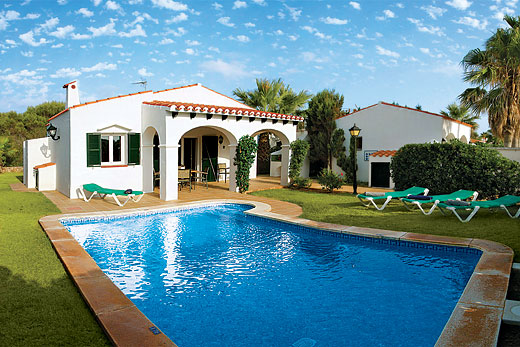 Read more about Villas Cala en Bosch villa