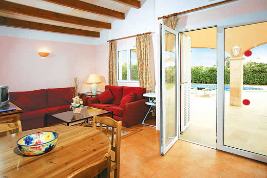 £429.00 for Menorca self catering holiday