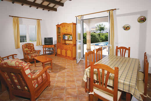 £380.00 for Menorca self catering holiday