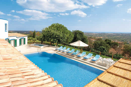 £1093.00 for Algarve self catering holiday villa
