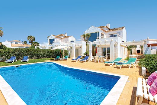 £1104.00 for Algarve self catering holiday