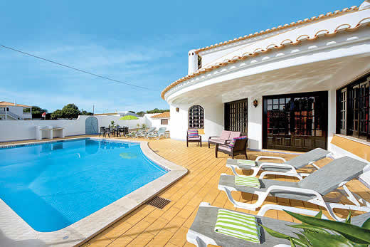 £249.00 for Algarve self catering holiday