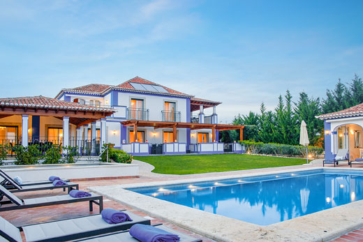 Holiday photo of Eska villa