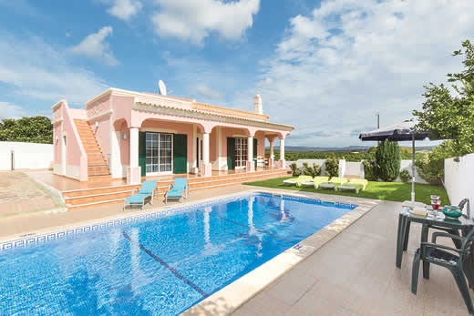 £303.00 for Algarve self catering holiday