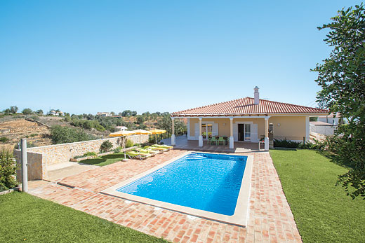 Holiday photo of Pescada villa