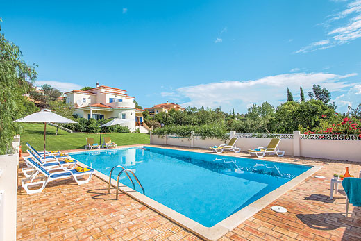 £1024.00 for Algarve self catering holiday