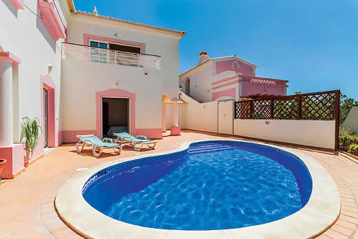 £810.00 for Algarve self catering holiday