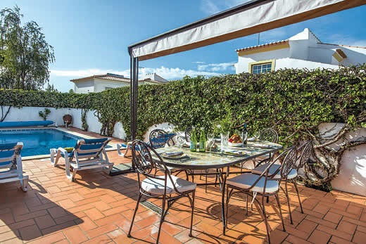 £2102.00 for Algarve self catering holiday