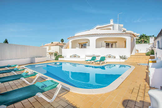 £1594.00 for Algarve self catering holiday