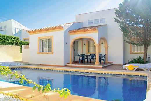 Read more about Azafran villa