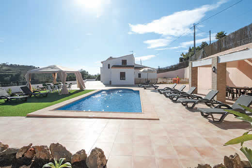 £679.00 for Costa Blanca self catering holiday
