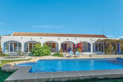 £481.00 for Costa Blanca self catering holiday