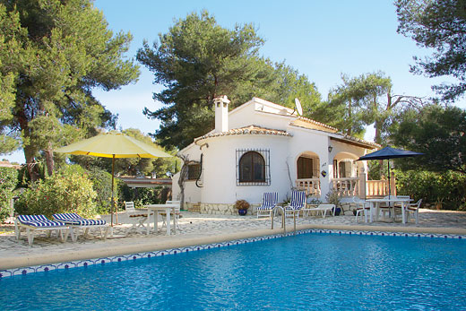 £824.00 for Costa Blanca self catering holiday
