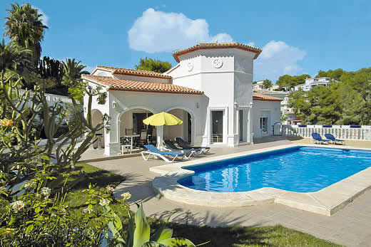 £662.00 for Costa Blanca self catering holiday