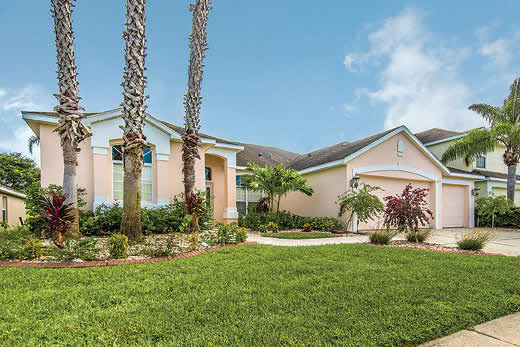 £1001.00 for Orlando - Florida self catering holiday villa
