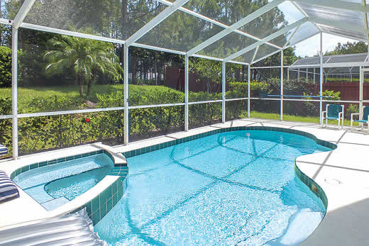 £931.00 for Orlando - Florida self catering holiday villa