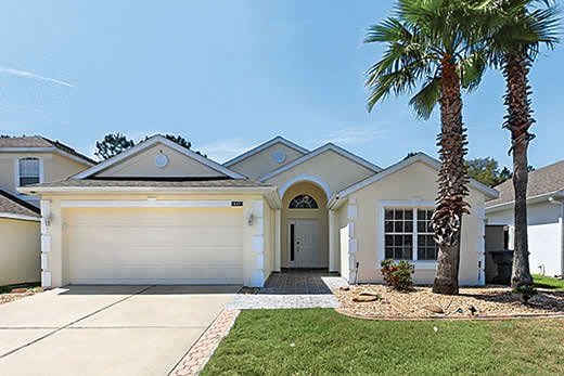 £868.00 for Orlando - Florida self catering holiday villa