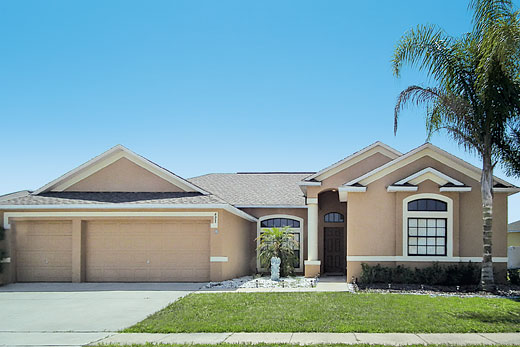 Holiday villa offer for Orlando - Florida with swimming pool