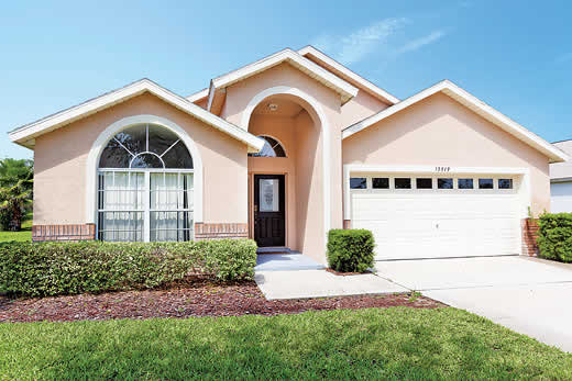 £917.00 for Orlando - Florida self catering holiday villa