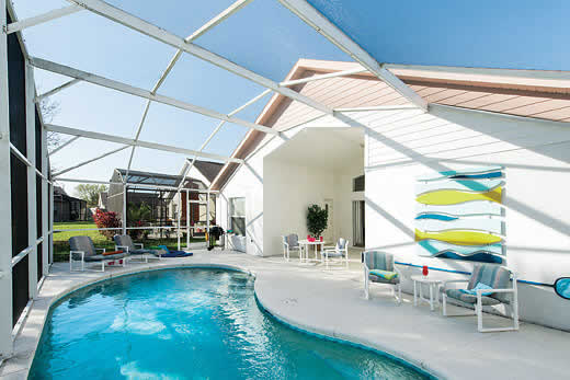 £917.00 for Orlando - Florida self catering holiday