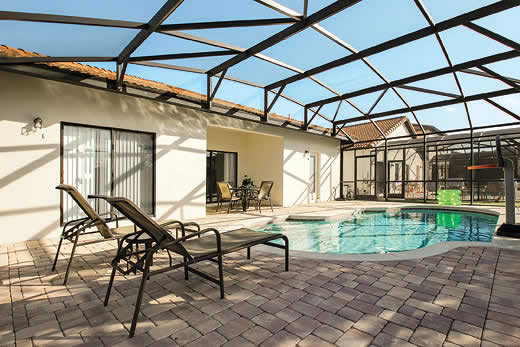 £1200.00 for Orlando - Florida self catering holiday villa