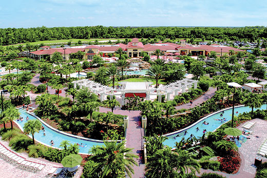 £861.00 for Orlando - Florida self catering holiday villa