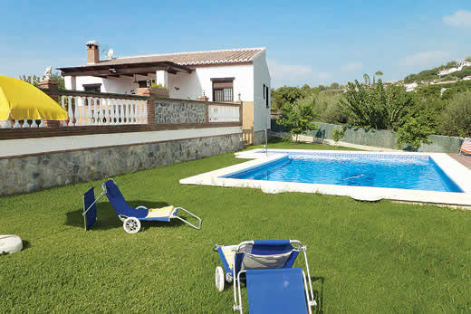 £598.00 for Andalucia self catering holiday