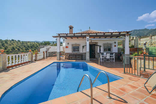 £922.00 for Andalucia self catering holiday